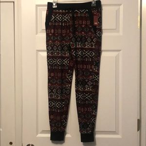 NWT Peached Jogger Size Small